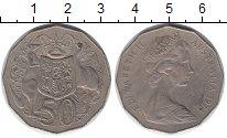 Изображение Монеты Австралия 50 центов 1974 Медно-никель XF