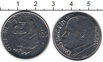 Изображение Монеты Ватикан 100 лир 1981 Сталь UNC-