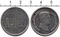 Изображение Монеты Иордания 10 пиастр 2009 Медно-никель UNC-