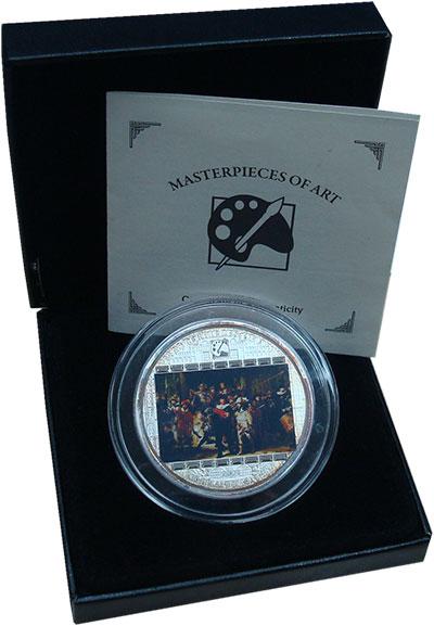 Изображение Подарочные монеты Острова Кука 20 долларов 2009 Серебро Proof- `Монета из серии ``Ш