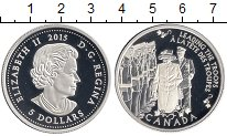 Изображение Монеты Канада 5 долларов 2015 Серебро Proof