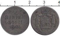 Изображение Монеты Германия Вальдек-Пирмонт 2 гроша 1825 Серебро VF