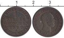 Изображение Монеты Германия Липпе-Детмольд 1 грош 1860 Серебро XF-