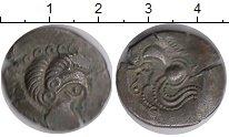 Изображение Монеты Антика Кельты 1 статер 0 Биллон VF+