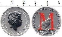 Изображение Монеты Австралия 1 доллар 2016 Серебро Proof