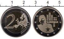 Изображение Монеты Словения 2 евро 2011 Биметалл UNC
