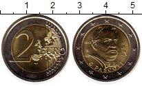 Изображение Монеты Италия 2 евро 2012 Биметалл UNC