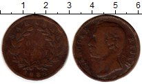 Изображение Монеты Малайзия Саравак 1 цент 1888 Медь VF