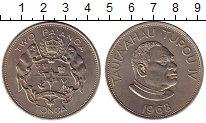 Изображение Монеты Тонга 2 паанга 1968 Медно-никель XF