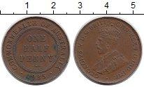 Изображение Монеты Австралия 1/2 пенни 1935 Бронза XF
