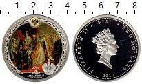 Изображение Монеты Фиджи 2 доллара 2012 Серебро Proof