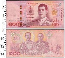 Изображение Банкноты Таиланд 100 бат 2018  UNC