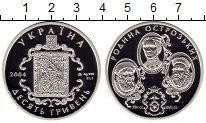 Монета Украина 10 гривен Серебро 2004 Proof фото