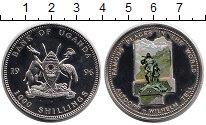 Изображение Монеты Уганда 1000 шиллингов 1996 Медно-никель Proof-