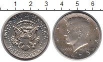 Изображение Монеты США 1/2 доллара 1973 Медно-никель Proof-
