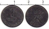 Изображение Монеты Дания 1 эре 1962 Цинк XF