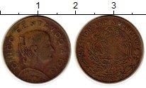 Изображение Монеты Мексика 5 сентаво 1973 Латунь XF-