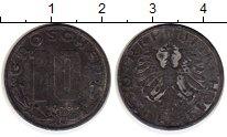 Изображение Монеты Австрия 10 грош 1948 Цинк VF