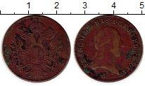 Изображение Монеты Австрия 1 крейцер 1800 Медь XF-