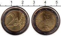 Изображение Монеты Сан-Марино 2 евро 2007 Биметалл UNC-