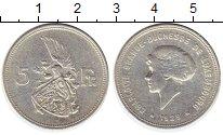 Изображение Монеты Люксембург 5 франков 1929 Серебро XF