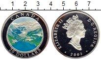 Изображение Монеты Канада 20 долларов 2003 Серебро UNC