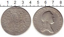 Изображение Монеты Германия Саксония 1 талер 1771 Серебро VF