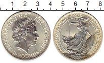 Изображение Монеты Великобритания 2 фунта 1998 Серебро UNC-