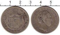Изображение Монеты Германия Саксония 1/3 талера 1854 Серебро VF-