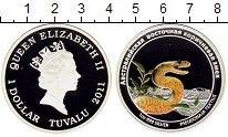 Изображение Монеты Тувалу 1 доллар 2011 Серебро Proof