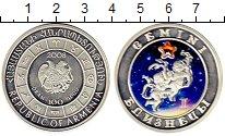 Изображение Монеты Армения 100 драхм 2008 Серебро Proof-