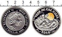 Изображение Монеты Новая Зеландия Ниуэ 1 доллар 2009 Серебро Proof