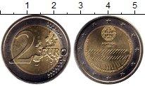 Изображение Монеты Португалия 2 евро 2008 Биметалл UNC-