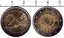 Изображение Монеты Нидерланды 2 евро 2015 Биметалл UNC