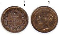 Изображение Монеты Великобритания 1 пенни 1865 Серебро XF