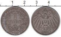 Изображение Монеты Германия 1 марка 1892 Серебро XF