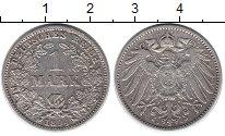 Изображение Монеты Германия 1 марка 1894 Серебро XF