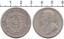Изображение Монеты ЮАР 2 шиллинга 1894 Серебро XF-