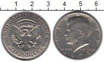 Изображение Монеты США 1/2 доллара 1973 Медно-никель UNC-
