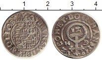 Изображение Монеты Германия Мансвелд 1/21 талера 1612 Серебро XF
