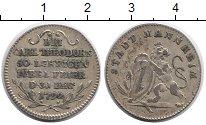 Изображение Монеты Германия Мангейм Жетон 1792 Серебро XF