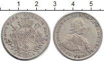 Изображение Монеты Германия Майнц 20 крейцеров 1771 Серебро VF