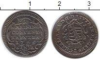 Изображение Монеты Саксен-Майнинген 1 крейцер 1765 Серебро XF