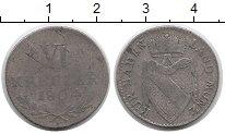 Изображение Монеты Германия Баден 6 крейцеров 1804 Серебро VF