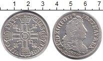 Изображение Монеты Франция 1/2 экю 1690 Серебро XF