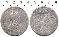 Изображение Монеты Австрия 1 талер 1609 Серебро XF