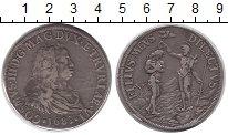 Изображение Монеты Италия Ливорно 1 талеро 1683 Серебро XF