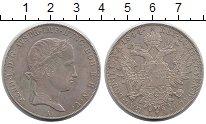 Изображение Монеты Австрия 1 талер 1844 Серебро XF