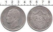 Изображение Монеты Гессен-Дармштадт 2 талера 1844 Серебро XF