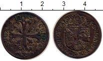 Изображение Монеты Швейцария Ньюшатель 1/2 батзена 1793 Серебро VF